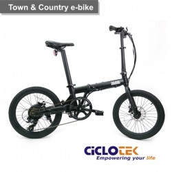 Bicicleta Town & Country
