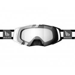GAFAS MX EVO STRIPES NEGRO/BLANCO