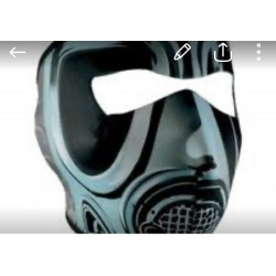 DRAG FACE MASK, NEOPRENO