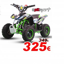 MINIQUAD 50CC PITSPORT