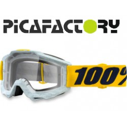 GAFAS 100% ACCURI ATHLETO OFFROAD CLEAR LENS