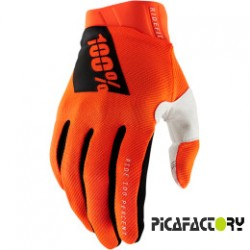Guantes MX 100% Ridefit  F OR